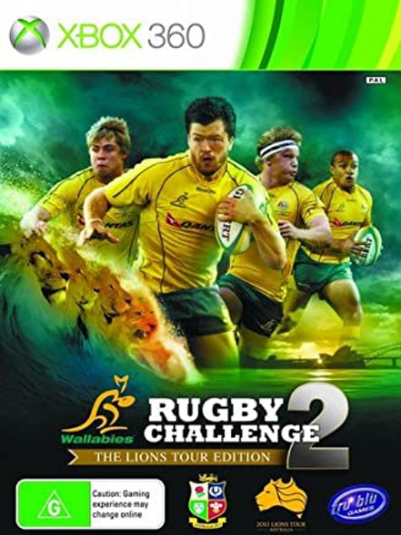 Rugby Challenge 2 PC Game Free Download