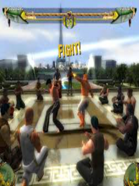 Download Martial Arts Capoeira Game For PC