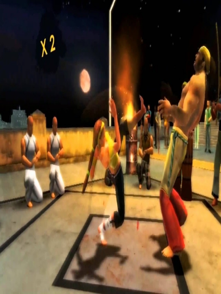 Download Martial Arts Capoeira Highly Compressed