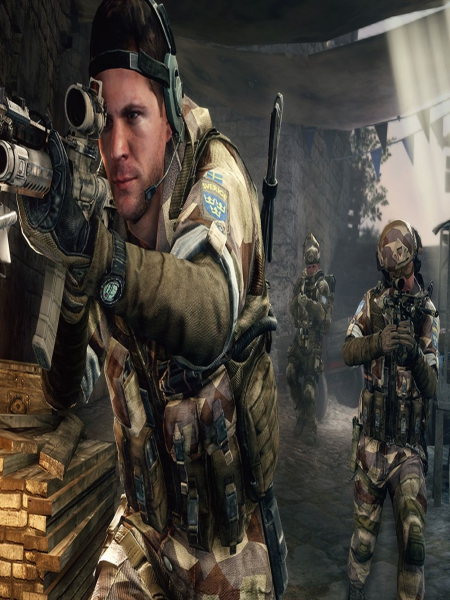 Download Medal Of Honor Warfighter Highly Compressed