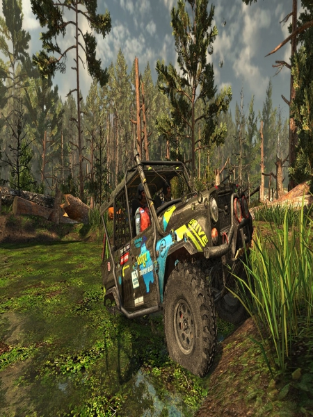 Download Off Road Drive 2011 Game For PC