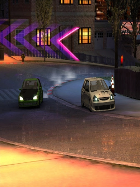 Download Overspeed High Performance Street Racing Game For PC