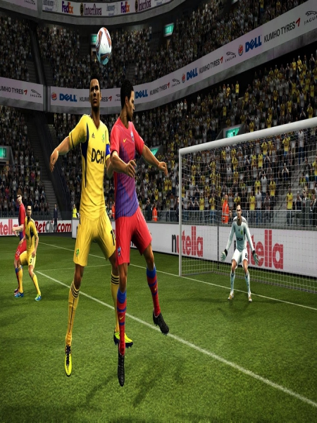 Download Pro Evolution Soccer 2012 Highly Compressed