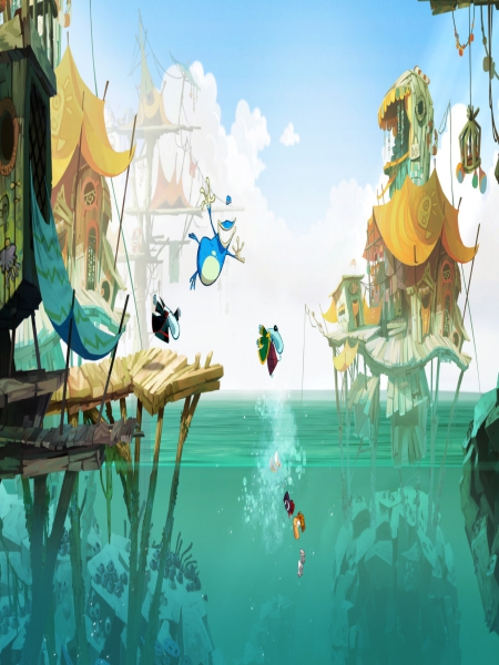 Download Rayman Origins Game For PC