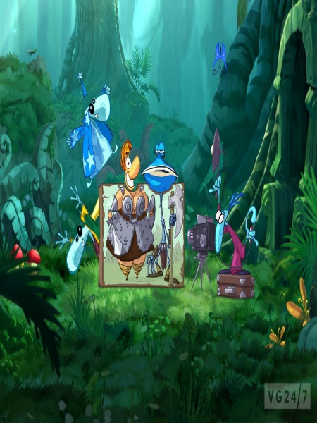 Download Rayman Origins Highly Compressed