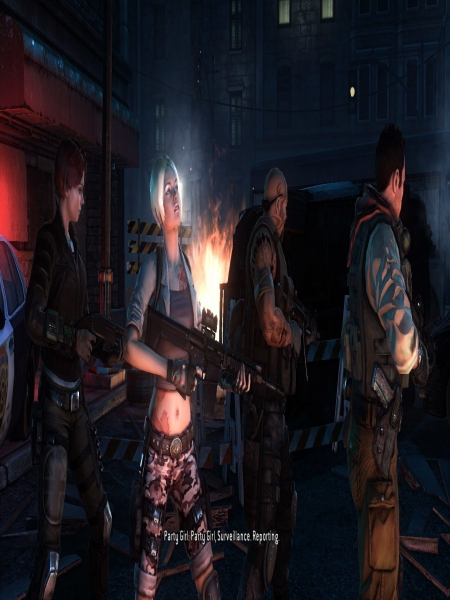 Download Resident Evil Operation Raccoon City Game For PC