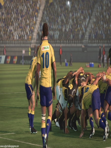 Download Rugby Challenge Game For PC