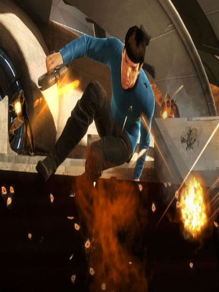 Download Star Trek Highly Compressed