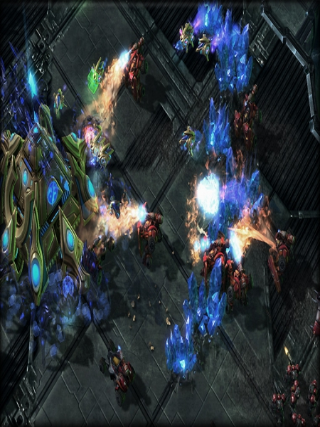Download Starcraft ll Heart Of The Swarm Highly Compressed