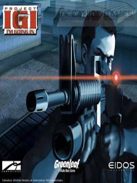 IGI 1 Trainer With Unlimited Cheats PC Game Free Download