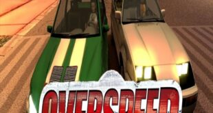 Overspeed High Performance Street Racing PC Game Free Download