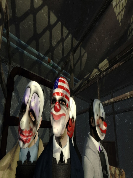 Payday The Heist Free Download Full Version