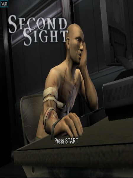 Second Sight PC Game Free Download