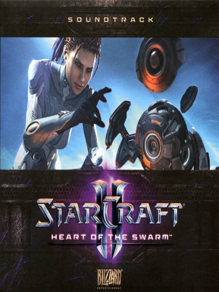 Starcraft ll Heart Of The Swarm PC Game Free Download