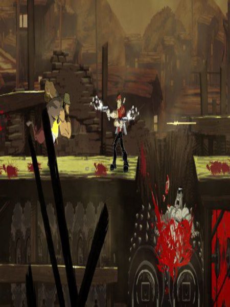 Download Shank 2 Game For PC