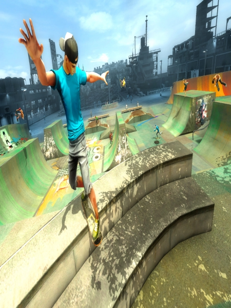 Download Shaun White Skateboarding Highly Compressed