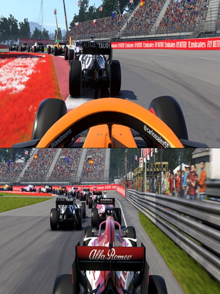 Download F 1 Game For PC