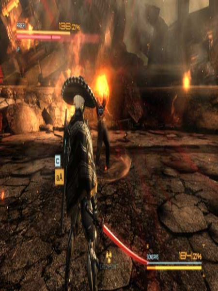 Download Metal Gear Rising Revengeance Game For PC
