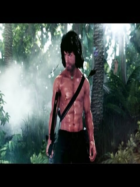 Download Rambo The Video Game For PC