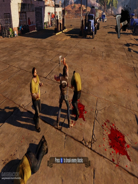 Download Ride To Hell Retribution Game For PC
