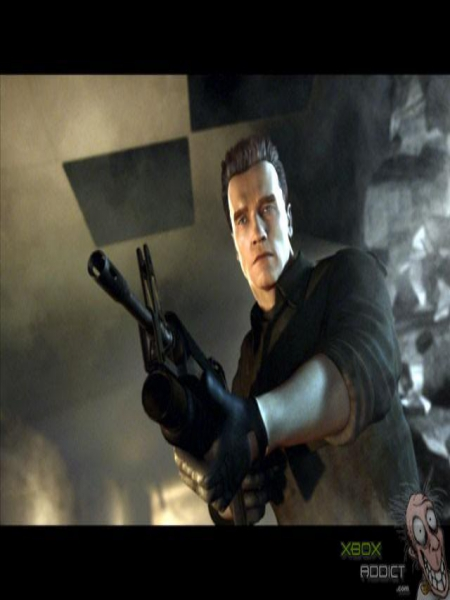 Download Terminator 3 Rise Of The Machines  Game For PC
