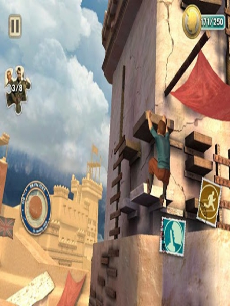 Download The Adventures Of Tintin Secret Of The Unicorn Game For PC