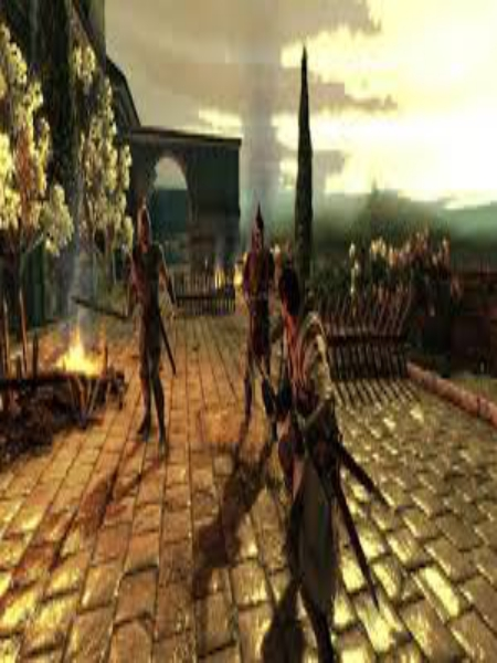 Download The Cursed Crusade Highly Compressed
