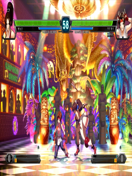 Download The King of Fighters xiii Highly Compressed