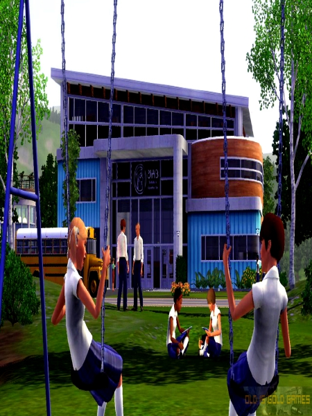 Download The Sims 3 Town Life Stuff Highly Compressed