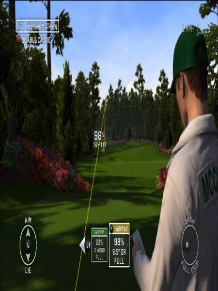 Download Tiger Woods PGA Tour 12 The Masters Game For PC