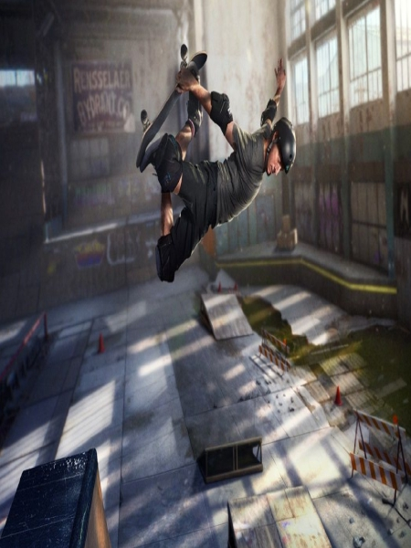 Download Tony Hawk Pro Skater Game For PC