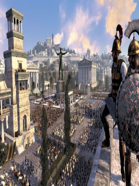 Download Total War Rome ll Highly Compressed