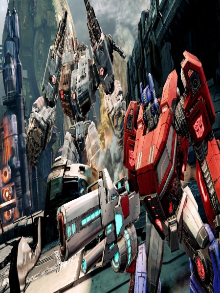 Download Transformers Fall of Cybertron Game For PC