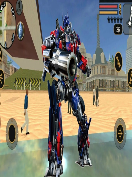Download Transformers Game For PC