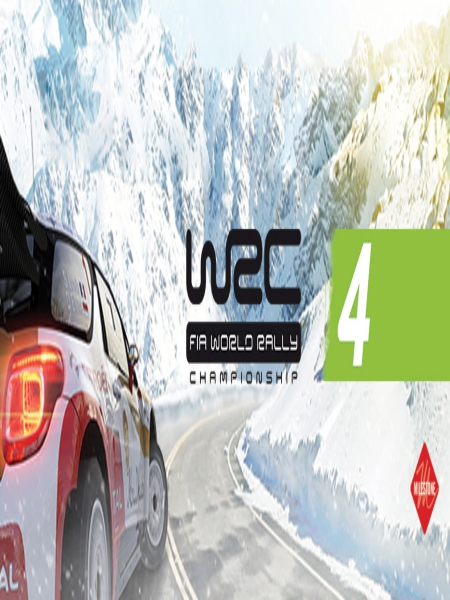 Download WRC 4 FIA World Rally Championship Highly Compressed