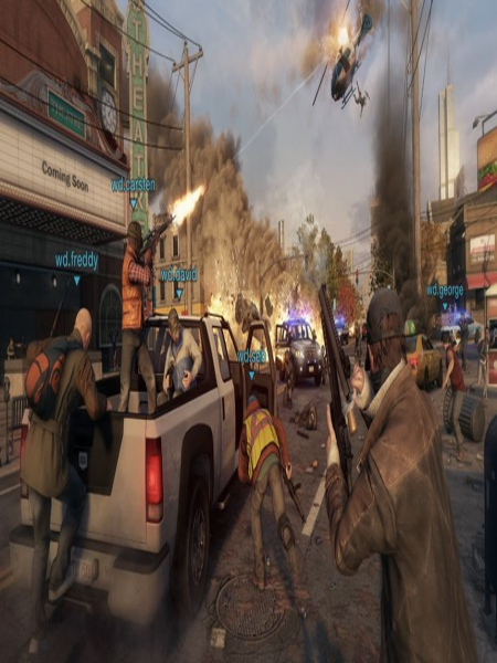 Download Watch Dogs Game For PC