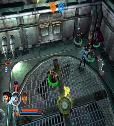 Download X Men Legends II Rise Of Apocalypse Highly Compressed