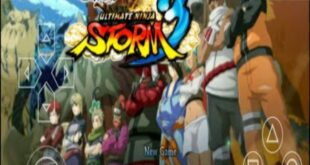 NARUTO Shippuden Ninja Storm 3 PC Game Free Download