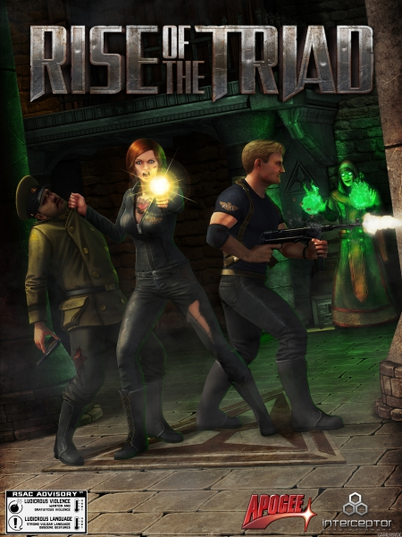 Rise Of The Triad PC Game Free Download