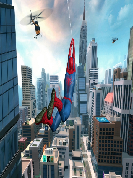 The Amazing Spider Man 2 Free Download Full Version