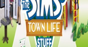 The Sims 3 Town Life Stuff PC Game Free Download
