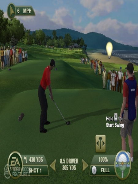 Tiger Woods PGA Tour 12 The Masters Free Download Full Version