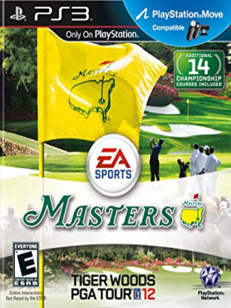 Tiger Woods PGA Tour 12 The Masters PC Game Free Download