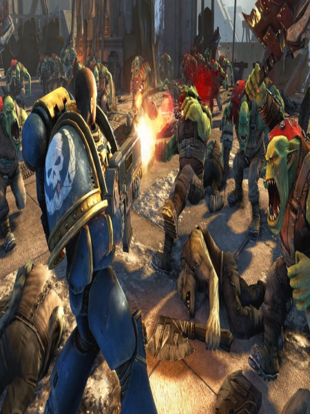 Warhammer 40000 Space Marine Free Download Full Version