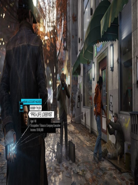 Watch Dogs Free Download Full Version