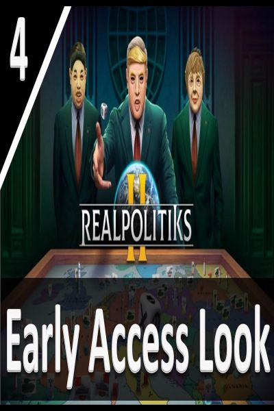 Realpolitiks II Early Access Free Download Full Version