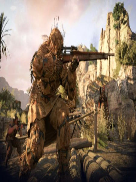 Download Sniper Elite 3 Game For PC
