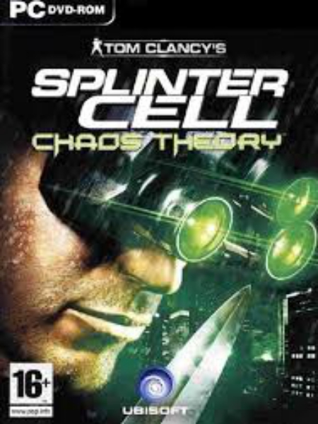 Tom Clancy Splinter Cell Chaos Theory PC Game Free Download