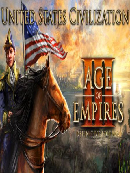 AoE III Definitive Edition United States Civilization CODEX PC Game Free Download