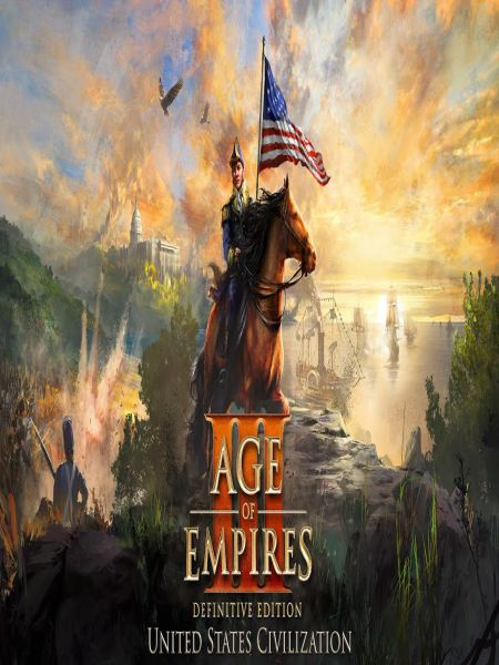 Download AoE III Definitive Edition United States Civilization CODEX Highly Compressed
